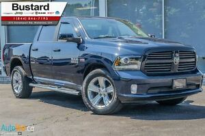 2013 Ram 1500 SPORT | TRAILER BRAKE CONTROL | BLUETOOTH | HEATED