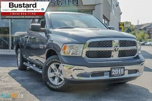 2015 Ram 1500 ST | QUAD CAB | 6' BOX | CHROME GROUP