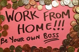 Earn an Extra £200 - £300+ a month in your spare time working from home.