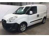 Courier / Delivery van to rent / hire - fully comprehensive hire & reward insurance included