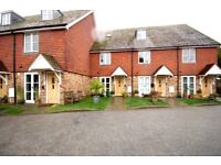 Delightful town centre 2 bed house to let in Steyning. REDUCED.