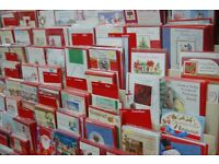 TOP QUALITY CARD RACK/STAND FULL OF CARDS XMAS OR TRADITIONAL YOU CHOOSE CAN DELIVER FOR SMALL FEE