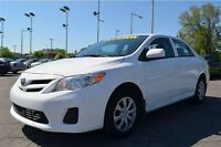 2013 Toyota Corolla CE / / AIR / CRUISE / BLUETOOTH / GR ELECT /