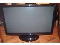 Panisonic Viera 50 inch plasma tv TX-PS0S20B