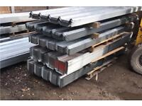 *New* Galvanised Box Profile Roof Sheets ~ 3M