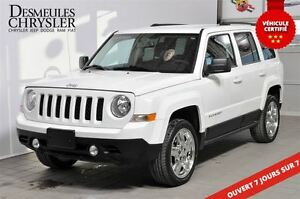 2013 Jeep Patriot NORTH**4X4**BLUETOOTH**A/C