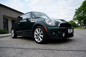 2011 MINI COOPER S SPORT, COMFORT & TECH PKGS, HARMAN KARDON