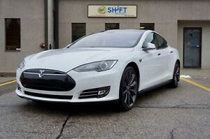 2013 Tesla Model S P85+ PERFORMANCE LOADED, SUBZERO, HI-FI