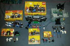 Lego castle and pirates