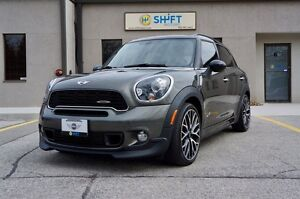 2014 MINI Cooper Countryman FACTORY JCW JOHN COOPER WORKS FULLY