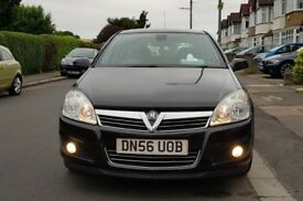 2007 VAUXHALL ASTRA 1.8 DESIGN AUTOMATIC FACE-LIFT MODEL LOW MILEAGE HPI CLEAR NO FAULTS DRIVES GOOD
