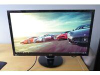 "ACER CB280HK 28"" 4K Ultra HD LED DP HDMI 3840X2160 1ms GAMING Monitor"