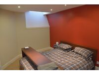 Large warm double room in shared flat