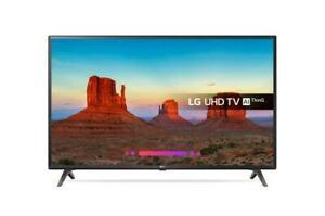 LG 49UK6300 _416 49 4K UHD HDR LED webOS 4.0 Smart TV (Factory  Refurbished) ***READ***