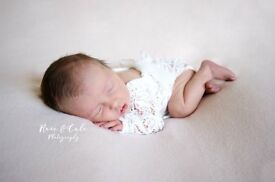 Free Newborn Home Photography Session & Print