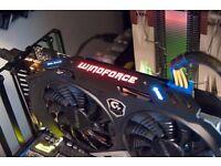 Gigabyte - NVIDIA GTX 950 2GB XTREME Windforce OC - Gaming Graphics Card GPU