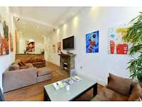 3 bedroom flat in Bolsover Street, Marylebone