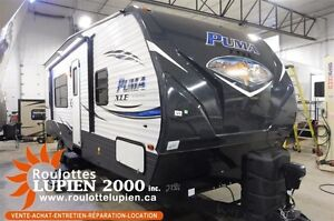 2017 Forest River PUME XLE CARGO 27SBC