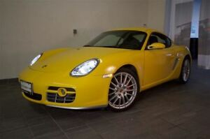 2006 Porsche Cayman S | *MANUAL* | Cdn Car | Xenon | Bose |