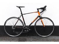 Giant defy road bike carbon fork large size