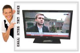 "BUSH 40"" LCD TV FREEVIEW 1080p"