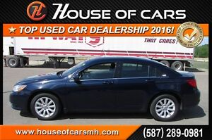 2014 Chrysler 200 Touring *$104 Bi Weekly with $0 Down!*