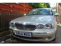 Jaguar x-type 2006 low milage for sale - PRICE LOWERED