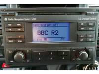 Vw MCD satnav cd radio