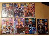 Space Precinct 2040 comics for sale - complete collection plus annual