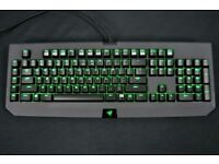Razer Gaming Keyboard (Mechanical)