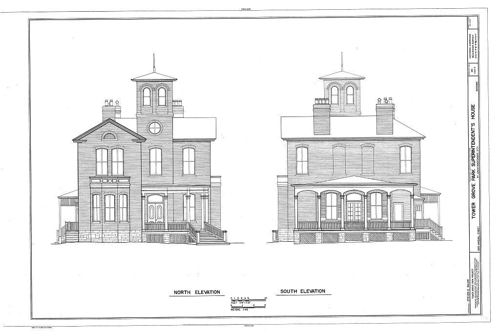 Victorian italianate house tower porches romantic for Italianate victorian house plans