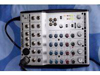 Behringer UB802 Mixer - 8 channel - fantastic - hardly used