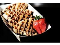 True Treats - Crepe & Waffle hire - Mobile caterer