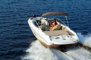 2015 Stingray Boat Co 188 LF FISH/SKI -The 188LF is one of two s