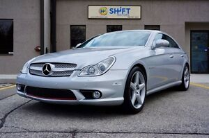 2006 Mercedes-Benz CLS-Class CLS55 AMG FULLY LOADED, IMMACULATE