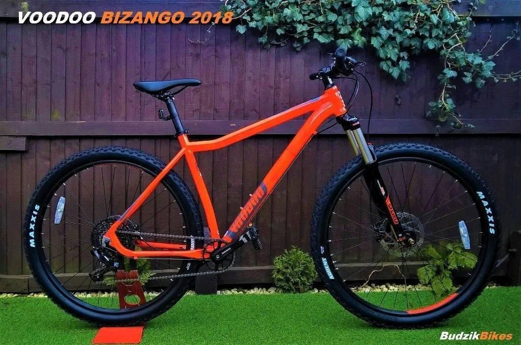 voodoo bizango 29er hardtail 2018 model mountain bike 16. Black Bedroom Furniture Sets. Home Design Ideas
