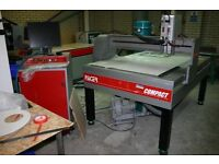 Pacer AXYZ Compact CNC router