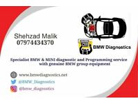 BMW & MINI Diagnostic Service - London - Programming and Coding