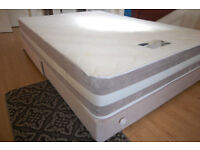 Double Bed with Orthopedic Mattress