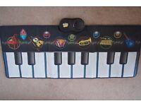 Gigantic Keyboard Playmat by Zippi Mat