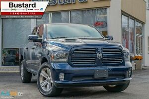 2014 Ram 1500 SPORT | BLUETOOTH | 9 SPEAKERS Kitchener / Waterloo Kitchener Area image 4