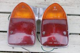 JAGUAR XJ6 Series 1 & Series 2 rear lamps