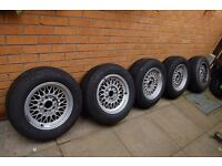 BMW/ JAGUAR TYRES , AND E32 ALLOY WHEELS AND NEW TYRES
