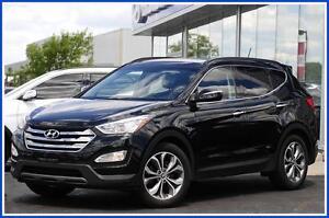 2014 Hyundai Santa Fe SE // 2.0 TURBO // AWD // LEATHER // SUNRO