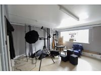 PHOTOGRAPHY STUDIO FOR HIRE IN BS2