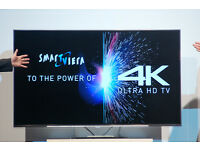 panasonic viera tx40ax630. ultra hd tv 4k . mint condition . comes with the box smart. wifi. 3d