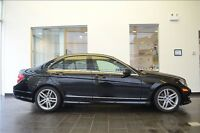 2014 Mercedes-Benz C300 Ext Noir/Int Noir 27160km automatique