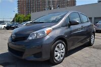 2012 Toyota Yaris LE / AIR / / CRUISE / BLUETOOTH / GR ELECT /