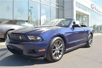 2012 Ford Mustang V6 pony pack, convertible, jantes spéciale,