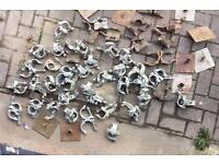 Scaffold clips various